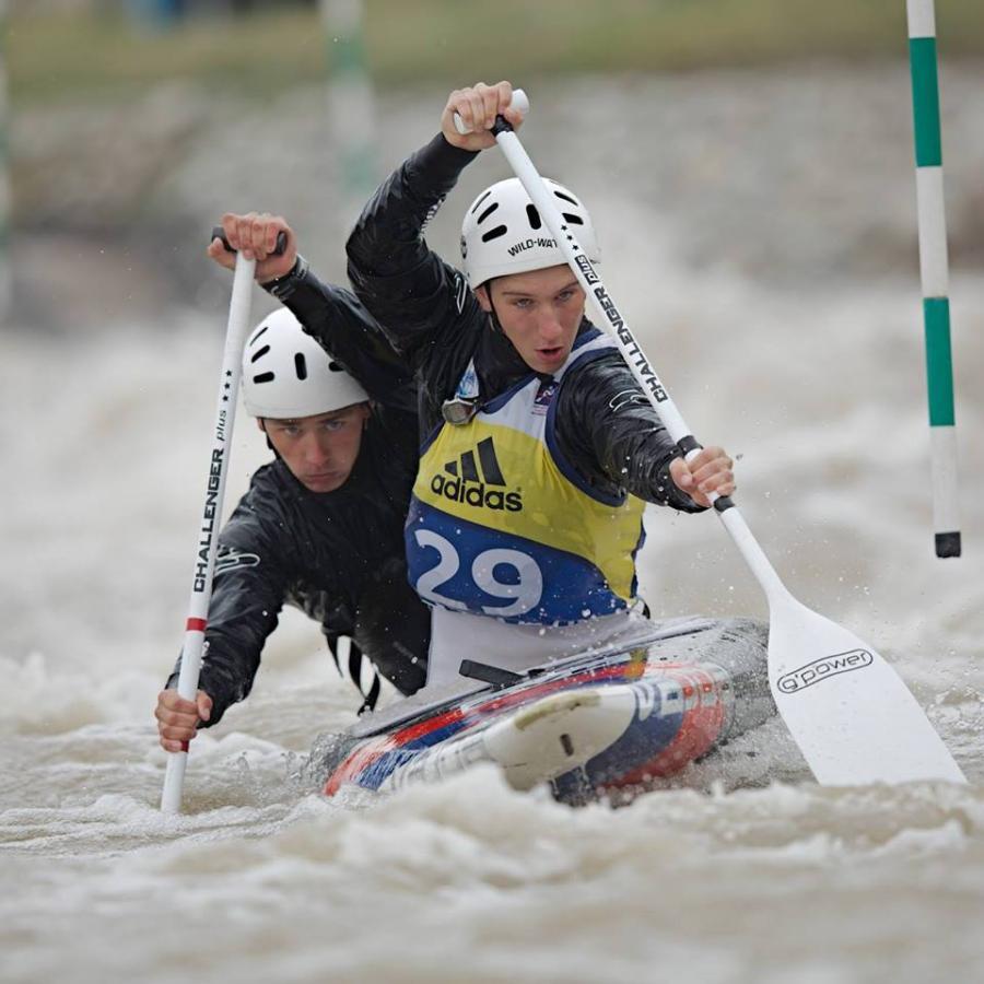 Divoka Voda_canoe slalom