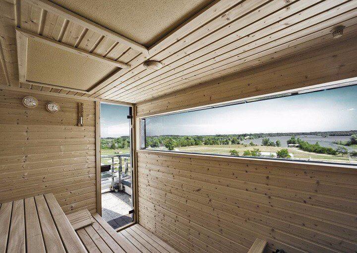 Divoka Voda sluzby sauna